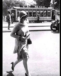 Vintage, Brazil, Parking Lot, Cities, Fotografia, Train, Historia, Vintage Comics