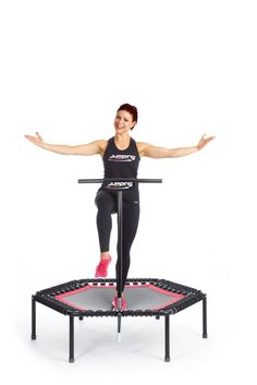 The Jumping Fitness workout activates more than 400 muscles. That is much more, than when doing other endurance sports activities. Trampoline Workout, Sports Activities, Hiit, Muscle, The Originals, Shopping, Losing Weight, Muscles