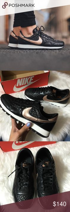 Women's Nike Air Pegasus 83 Prm Quilted Brand new with the box but no lid. Limited edition Nike Shoes Athletic Shoes