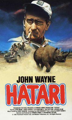 Hatari (USA/Tanzania, 1962)
