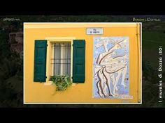 Il borgo medievale di Dozza (BO) con la sua Rocca Sforzesca e i caratteristici murales raccontato e documentato con foto e video da Roberto Case, Video, Youtube, Painting, Murals, Buxus, Painting Art, Paintings, Painted Canvas