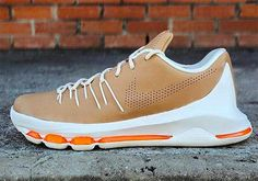 Kevin Durant s Nike KD 8 signature shoe is stepping up to the next level  with the d595d71aa