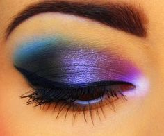 I shall call this... Oil slick. Cause that's what it looks like to me