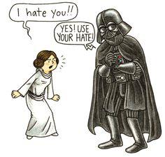 Darth Vader makes such a good dad #1