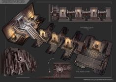 egyptian tomb game designs - Google Search