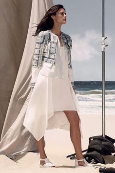 BCBG Max Azria Resort 2015 Fashion Show Collection