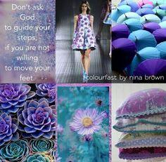Nina Brown Style Coach ~ South Africa via Facebook