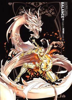 Saint Seiya Masami Kurumada Future Studio Dragons Shield Saint Seiya Libra Dauko