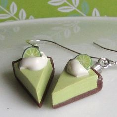 Hey, I found this really awesome Etsy listing at http://www.etsy.com/listing/67985441/key-lime-pie-earrings-faux-food-polymer