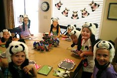 .: the panda party