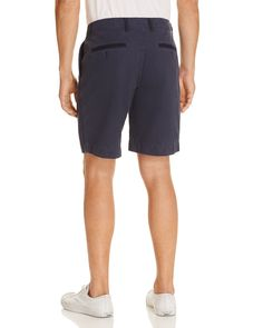 d0fa066928 Billy Reid Clyde Cotton Slim Fit Shorts Billy Reid, Shorts Online, Workout  Shorts,