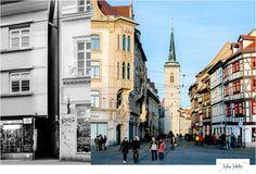 Erfurt IV by Sabine Scheller, via 500px