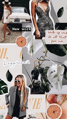 New Fashion Magazine Layout Collage Mood Boards Ideas Collage Poster, Mode Collage, Poster Layout, Aesthetic Collage, Collage Art, Flower Collage, Photo Pour Instagram, Instagram Collage, Instagram Fashion