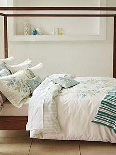 Ravenna cushion 30x40cm aqua