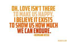 ~Herman Hesse I hope that this isn't so ~js