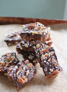 Eat Good 4 Life: Toffee