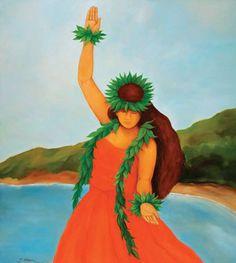 Mapu Mai Kona Aloha  by Shannon Weaver