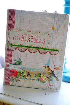 blackflipflops: Countdown to Christmas- December Planner and My Version of a December Daily