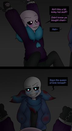 Papa Error by XThe-Purple-GlitchX on DeviantArt Undertale Comic Funny, Anime Undertale, Undertale Love, Undertale Ships, Sans Art, Creepy Cat, Underswap, Kawaii Drawings, Fun Comics