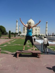 A day doesn't go by without me missing my alma mater. I work as a PE teacher at Woodstock School in Mussoorie, India. I only hope that I can teach the kids how to bucky. - Shannon Schultz '11 #uwrightnow    —Shannon Schultz,Class of 2011