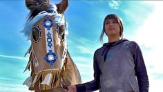 "'Horse Nation' Documentary Explores Lakota Culture, Horse Relatives   ""People tend to think of us as buffalo people, but really, we are horse people, too. That got lost and is coming back, and we want to document that,"" said Jim Cortez, the film's editor of ""We Are A Horse Nation."""