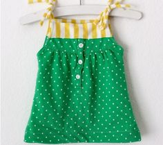 8 Adorable Dress Tutorials for Baby Girl | Disney Baby