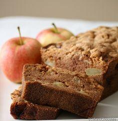Apple Spice Bread By Katie