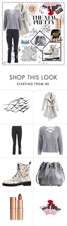 """Zaful!!!"" by husic-m ❤ liked on Polyvore featuring WALL and Charlotte Tilbury"