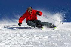 carving ski