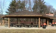 Deer Path Park - Cedars Pavilion, Hunterdon County, NJ