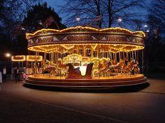 Carousel at Hyde Park, London