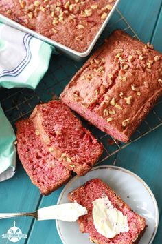 Time to impress all of your guests with a delectable dessert by making this Strawberry Bread! Click here to get this scrumptious bread recipe!