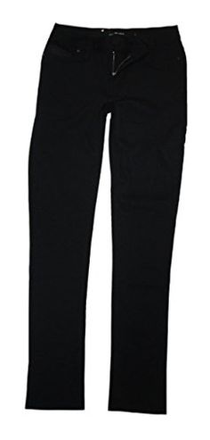 Skinny fit through hips and thighs Machine wash Approximate inseam: 31 inches Ponte Pants, Women's Pants, Work Pants, Cargo Pants, Skinny Fit, Skinny Legs, Pants For Women, Clothes For Women, Calvin Klein Women