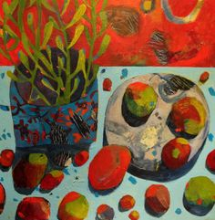 Este MacLeod still life. Available through D'art gallery Devon.