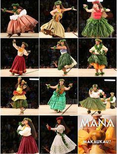 Merrie monarch 2015  Hula Kahiko
