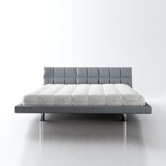 Talbot Bed Queen Gray, $999, now featured on Fab. [MODLOFT x Fab]