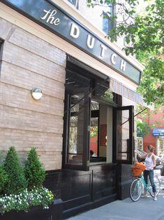 The Dutch NY  Black Kale Fettuccine & Dutch Apple Pie are the seasonal favorites