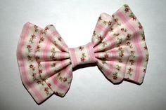 """""""Let Them Eat Cake"""" bow from Sincerely, Maeko!    http://sincerelymaeko.storenvy.com"""