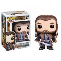 Funko Thorin Oakenshield, Hobbit, Senhor dos Anéis, Lord of the Rings, Funkomania, Filme