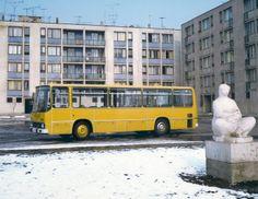 Ikarus 220 Prototype '1970