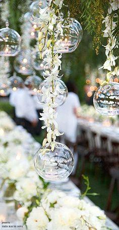 35 Totally Brilliant Garden Wedding Decoration Ideas | Pinterest ...