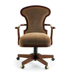 Bombay & Co, Inc. :: Office :: Office Chairs :: Newbridge Office Chair