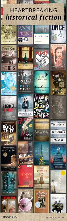A reading list of history books for women and men, including heartbreaking books about ww2. These World War 2 history books are worth reading.