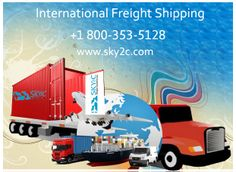 International Freight Shipping and Container Delivery Service to India. Call us to Book your Shipment . +1 800-353-5128