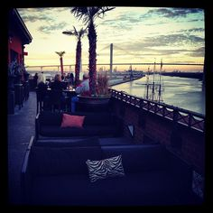 Bohemian Hotel Rocks on the Roof in Savannah, GA