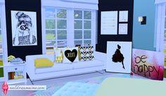 almofadas no quarto tumblr - Pesquisa Google