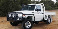2016 upgrade planned for Toyota LandCruiser 70 Series. Toyota LandCruiser 70 Series upgrade confirmed - Toyota wants the 70 Series LandCruiser to have a fiv V8 Landcruiser, Landcruiser 79 Series, Land Cruiser Car, Toyota Land Cruiser, My Dream Car, Dream Cars, Dream Life, New Trucks, Future Car