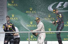 F1 Gp Germania: strepitoso Hamilton che vince, a seguire le Red Bull!