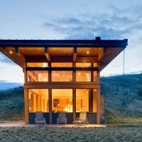 Nahahum Canyon House by Balance Associates Gazebo, House Design, Outdoor Structures, Mansions, Architecture, House Styles, Instagram, Videos, Creative