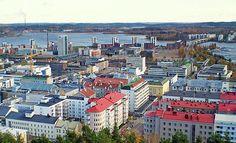 Finland Capital City Finland Capital City